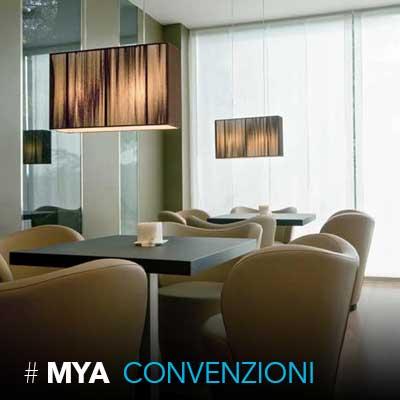 Mya Convenzioni