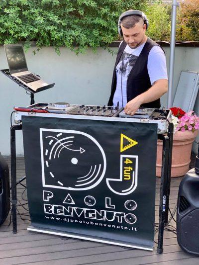 Dj Paolo Benvenuto