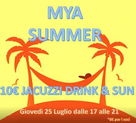 locandina Mya Summer